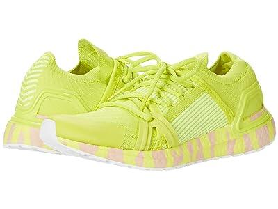 adidas by Stella McCartney Ultraboost 20 S. Sneaker (Yellow/Yellow/Rose) Women