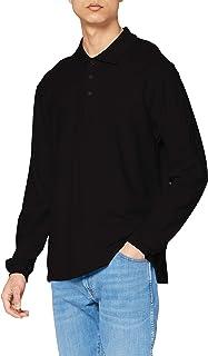 Fruit of the Loom Men's Premium Long Sleeve Polo Shirt
