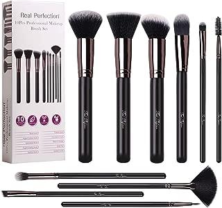 10pcs Makeup Brush Set Professional Makeup Brushes