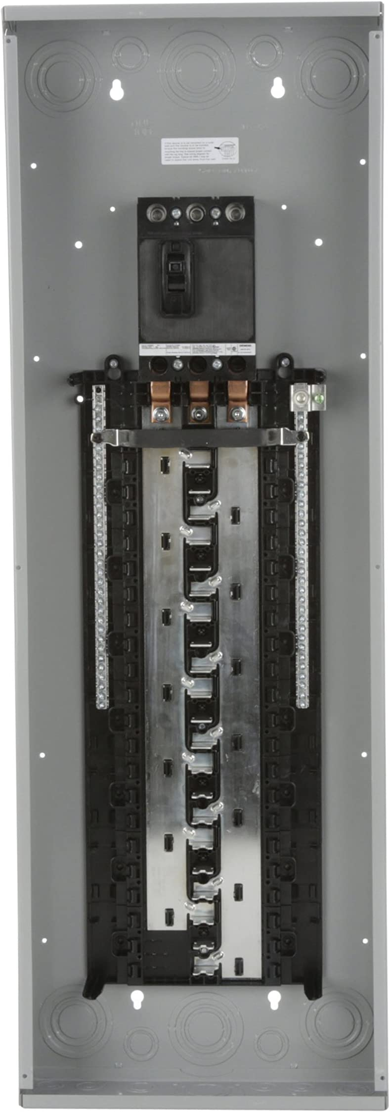 Circuit Breaker Panel Box Siemens ES 200A Load Center SW1224L3200 NEW