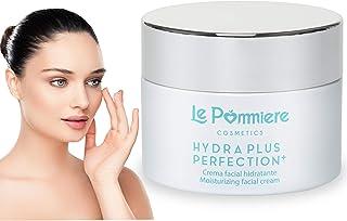 Le Pommiere crema nutritiva hidratante antiedad 50ml. Antiarrugas ácido hialurónico colágeno aloe vera. Vitamina A retin...