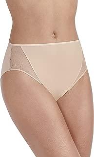 Vanity Fair Women's Breathable Luxe Hi Cut Panty 13181
