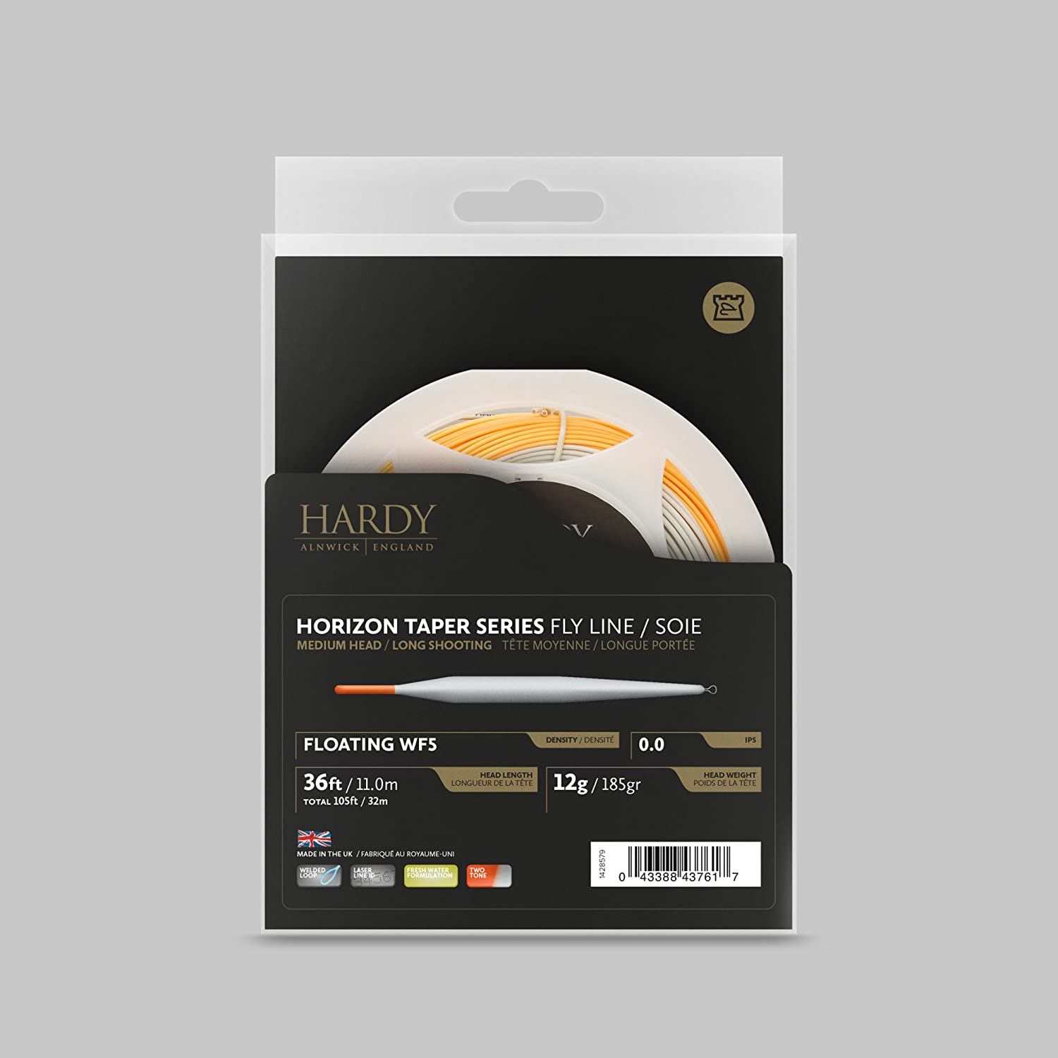 Hardy Horizon Taper Series Twin Float Fly Fishing Line