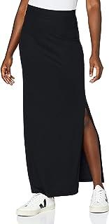 MERAKI Falda de Talle Alto Larga Mujer