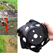 SAQIMA 9.5 inches Weed Trimmer Head Lawn Mower Sharpener Weed Trimmer Head Garden Yard Cleaning for Power Lawn Mower