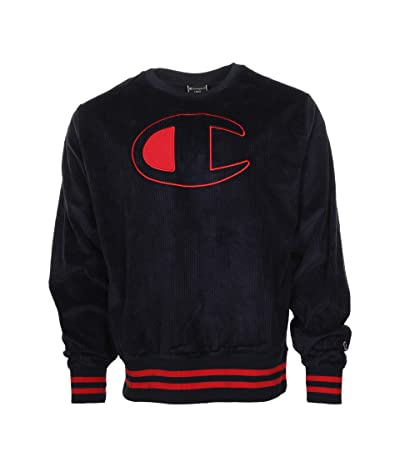 Champion Corduroy Crew (Navy) Men