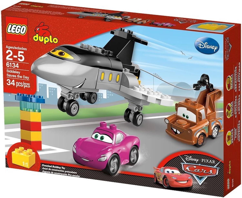 Disfruta de un 50% de descuento. LEGO Duplo Coches 6134 - - - Siddeley Salva el día  garantía de crédito