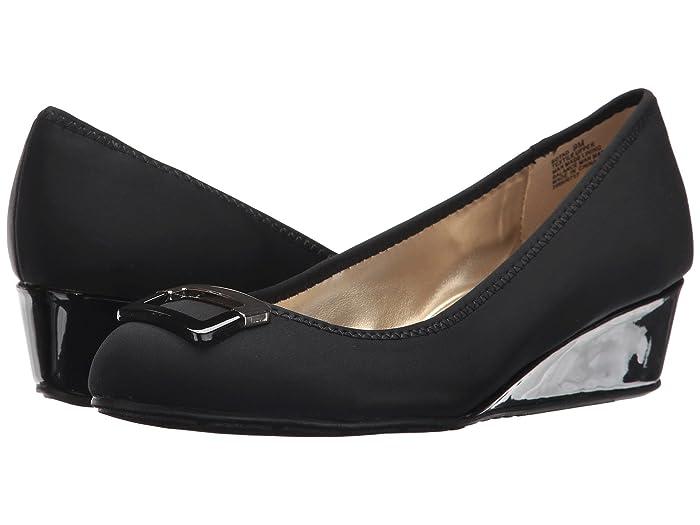 Bandolino  Tad (Black Lycra) Womens Sandals