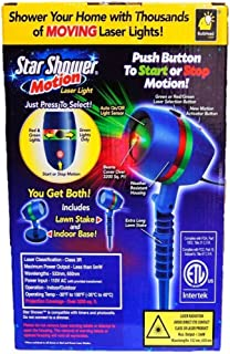Best shimmering star laser Reviews