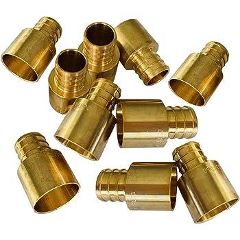 1//2 PEX x 3//4 FSWT ELBOW Copper