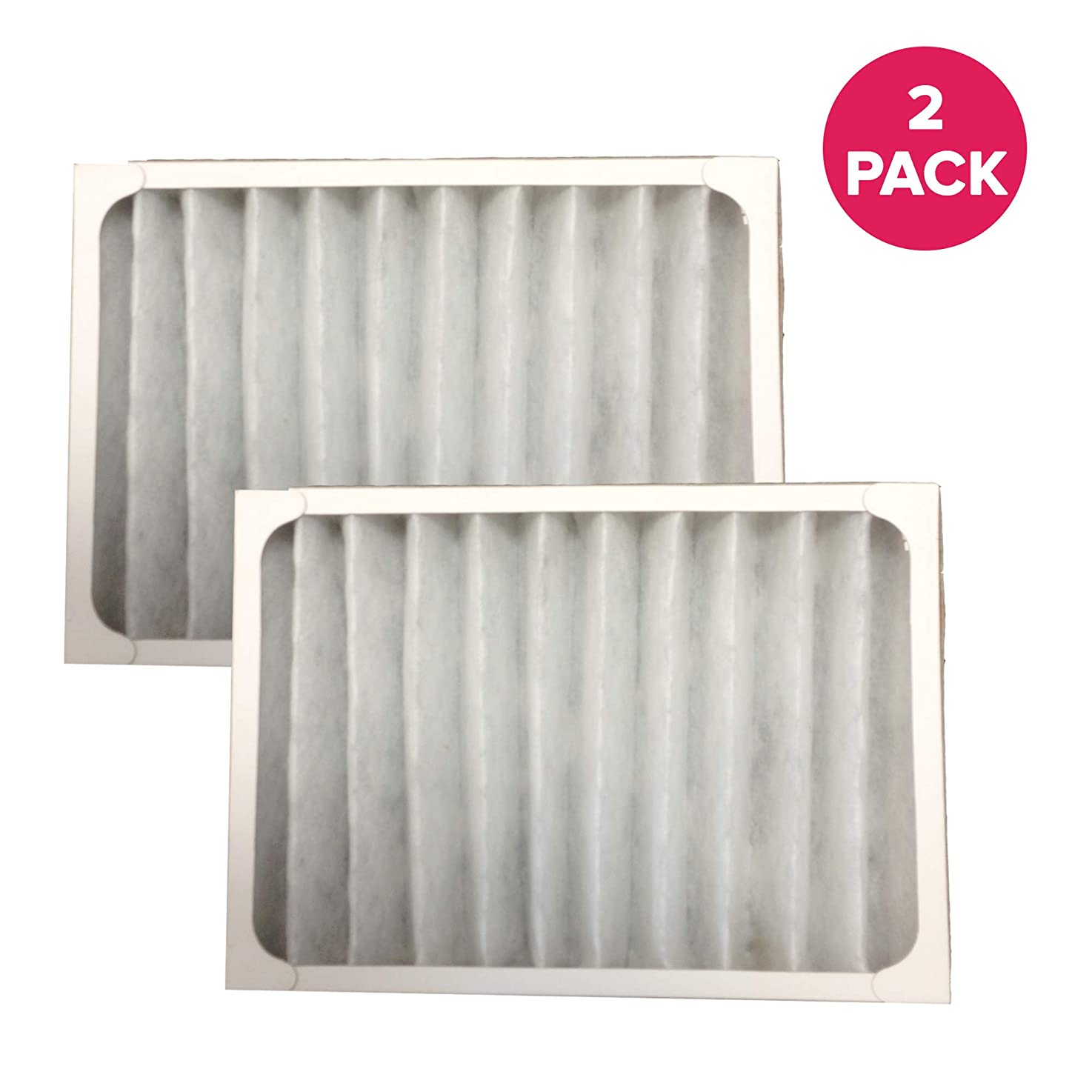 Crucial Air Replacement Filter Compatible with Hunter Part # 30928 Air Purifier Filter, Compatible with 30057, 30059, 30067, 30078, 30079, 30124 & 30126 Air Purifier Model – Bulk (2 Pack)