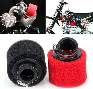 Scelet Filtre /à air Universel Moto modifi/ée Filtre de Carburant gaz Filtre /à Essence Moto Dirt Bike