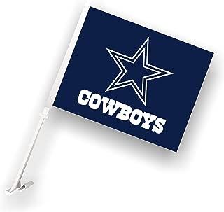 NFL Dallas Cowboys Car Flag