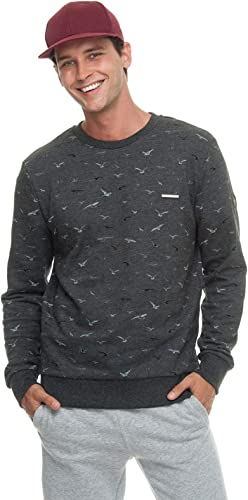 Ragwear - Sweat-Shirt - Homme Noir Noir