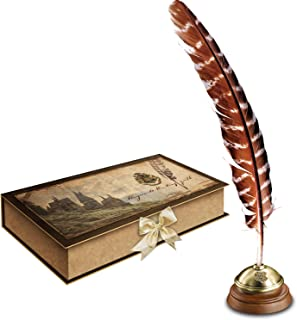Best hogwarts writing quill with stand Reviews