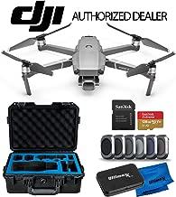 "DJI 2019 Mavic 2 Pro 2 Drone Quadcopter with Hasselblad Camera 1"" CMOS Sensor Premium Essentials Travel Kit"