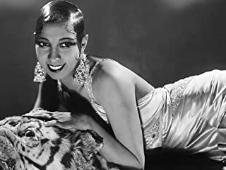Berkin Arts Josephine Baker Photography Giclee High Glossy Photo Paper Print Poster(3)