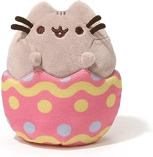 GUND Pusheen Easter Egg Plush, 4.25