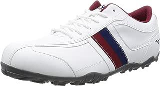 [ミズノゴルフ] ゴルフシューズ ティーゾイド スパイクレス メンズ 4E(幅広)