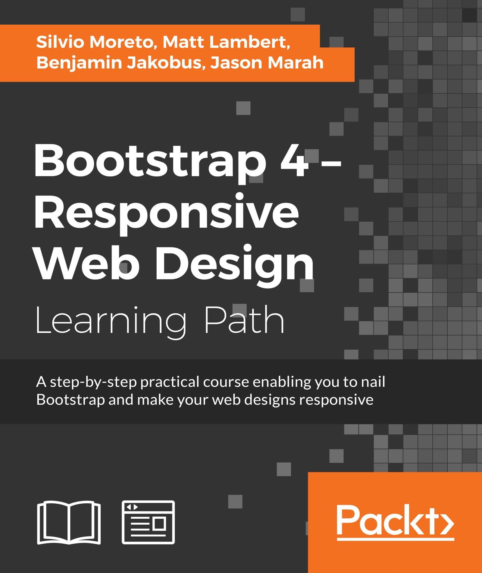 Bootstrap 4 – Responsive Web Design