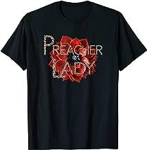 Preacher Lady Female Pastor Women's Casual T-Shirt