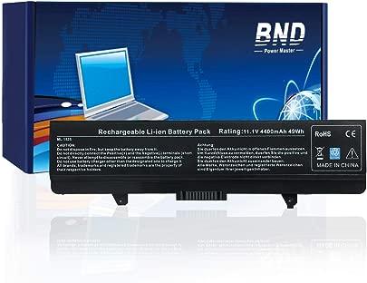 BND Laptop Akku mit Samsung Zellen f r Dell Inspiron 1440 1525 1526 1545 1546 PP29L PP41L Serie Vostro 500 passend f r RN873 X284G M911 M911G GW240 RN873 K450N 4400 mAh Zellen Schätzpreis : 21,99 €