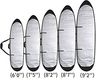 """UCEDER Pool spa Part Surfboard Cover and Surfboard Storage Bag for Outdoor Travel,6`0"""",7`5``,8`2``,8`7``,9`2`` Surfboard Bag,Maximum Protection for Your Surfboard"""