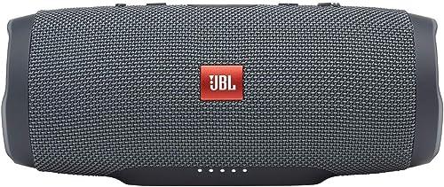 JBL Charge Essential - Enceinte Bluetooth portable avec USB - Robuste et étanche : pour piscine et plage - Son puissa...