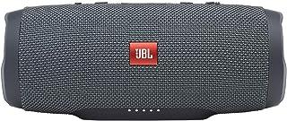 JBL Charge Essential Bluetooth Bluetooth-Lautsprecher – Wasserfeste, portable Boombox mit integrierter Powerbank – Mit nur einer Akku-Ladung bis zu 20 Stunden kabellos Musik streamen