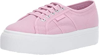 superga white pink