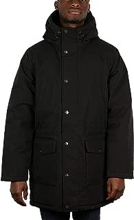 chaqueta negra carhartt