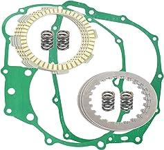 Caltric Clutch Friction Plates And Gasket Kit Compatible With Honda Atc200 Atc200E Atc200M Atc200S