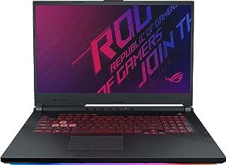 "ASUS ROG STRIX SCAR III G731GU Intel® Core™ i7-9750H ,16GB RAM, 512GB SSD, No DVDW, NVidia GTX 1660Ti/6GB , 17.3"" FHD IPS 144hz , CAM, BT, Win10 64bit, Backlight , English KB, Black"