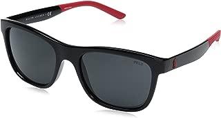 Men's PH4120 Square Sunglasses