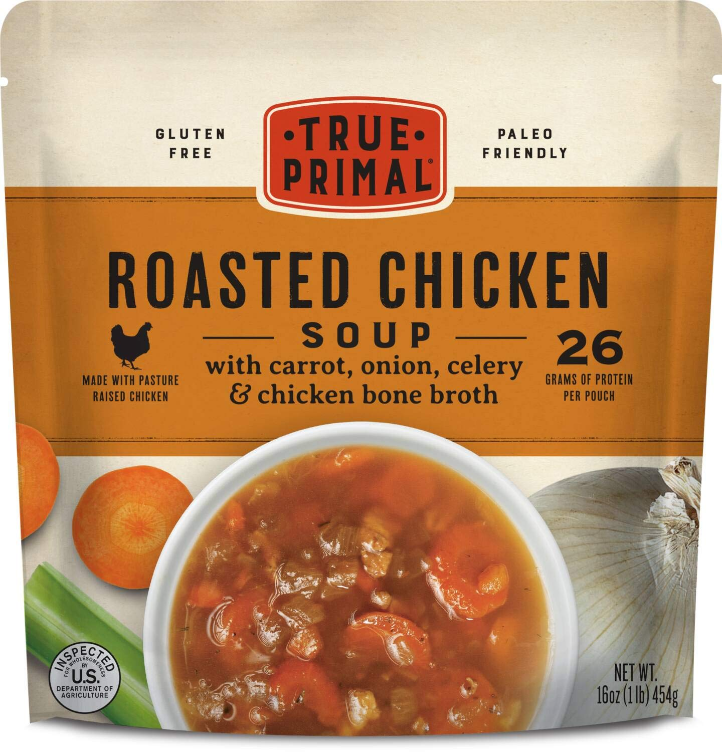 store True Primal Roasted 8-pack Chicken Time sale Soup