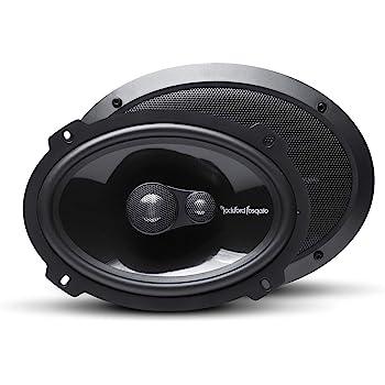 """Rockford Fosgate T1693 Power 6""""x9"""" 3-Way Full-Range Speaker (Pair)"""
