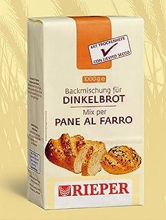 Backmischung für Dinkelbrot Rieper 1 kg.