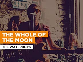 The Whole Of The Moon in the Style of The Waterboys