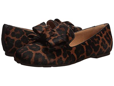 Gentle Souls by Kenneth Cole Eugene Ribbon (Brown Multi Haircalf) Women