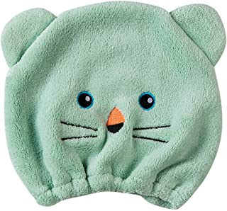 c993b3e037 ❤SU YU❤Microfiber Hair Turban Quickly Dry Hair Hat Wrapped Towel Bathing Cap