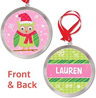 Best personalized owl ornaments Reviews