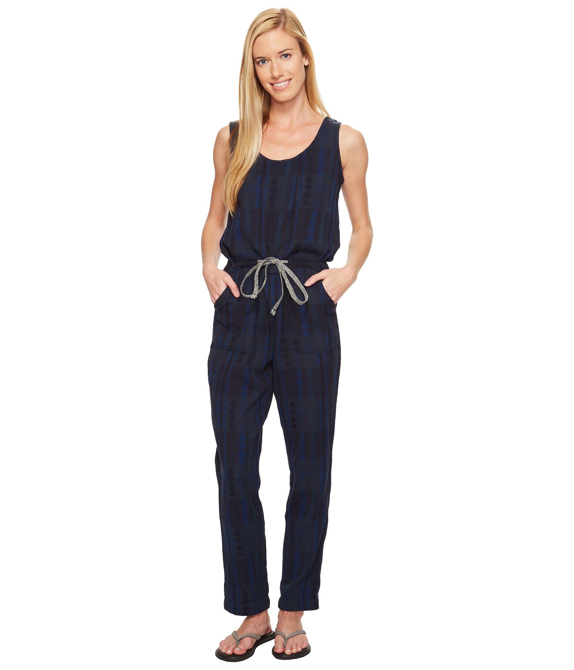 Enterizo para Mujer Woolrich Eco Rich Jacquard Jumpsuit  + Woolrich en VeoyCompro.net