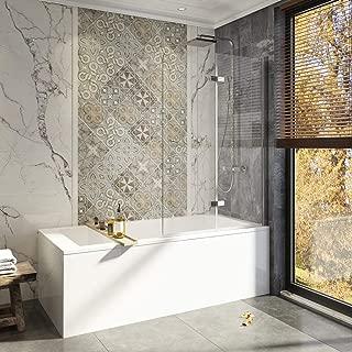 Best glass bath shower screens Reviews