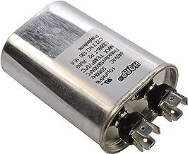 HQRP 15uf 370-440V Capacitor Works with AC Electric Motor Run Start HVAC Blower Compressor Furnace 15MFD 27L567 97F9004 Z97F9004 97F9004BZ3 CBB65