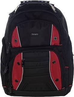 Targus TSB23803EU Drifter Backpack for Unisex - Polyester, Black/Red