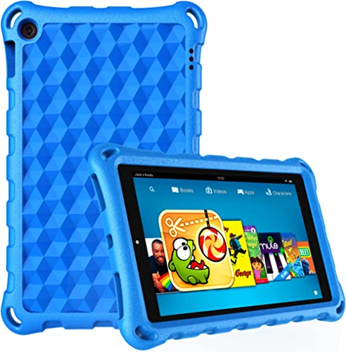 Case for All-New 7 Tablet (Compatible with 7th Generation, 2017 Release/9th Generation, 2019 Release),DiHines Shockpr...