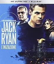Jack Ryan: Shadow Recruit [Blu-Ray] [Region Free]