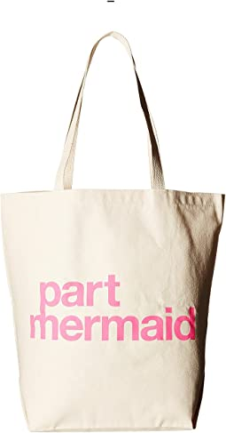 Dogeared - Part Mermaid Tote