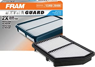 FRAM CA12051 Extra Guard Rigid Rectangular Panel Air Filter