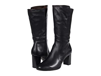 Born Ellen (Black Full Grain) Women